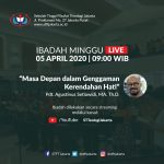 Ibadah Minggu Civitas STFT Jakarta