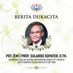 """Selamat Jalan, Pdt. Em. Prof Sularso Sopater,D.Th."""