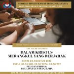 IBADAH VIRTUAL PEMBUKAAN SEMESTER GANJIL 2020/2021 & PENYAMBUTAN MAHASISWA BARU