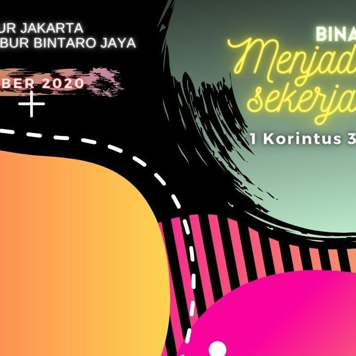 """Bina Iman (virtual) SMPK Penabur Bintaro Jaya: """"Menjadi Kawan Sekerja Allah"""""""
