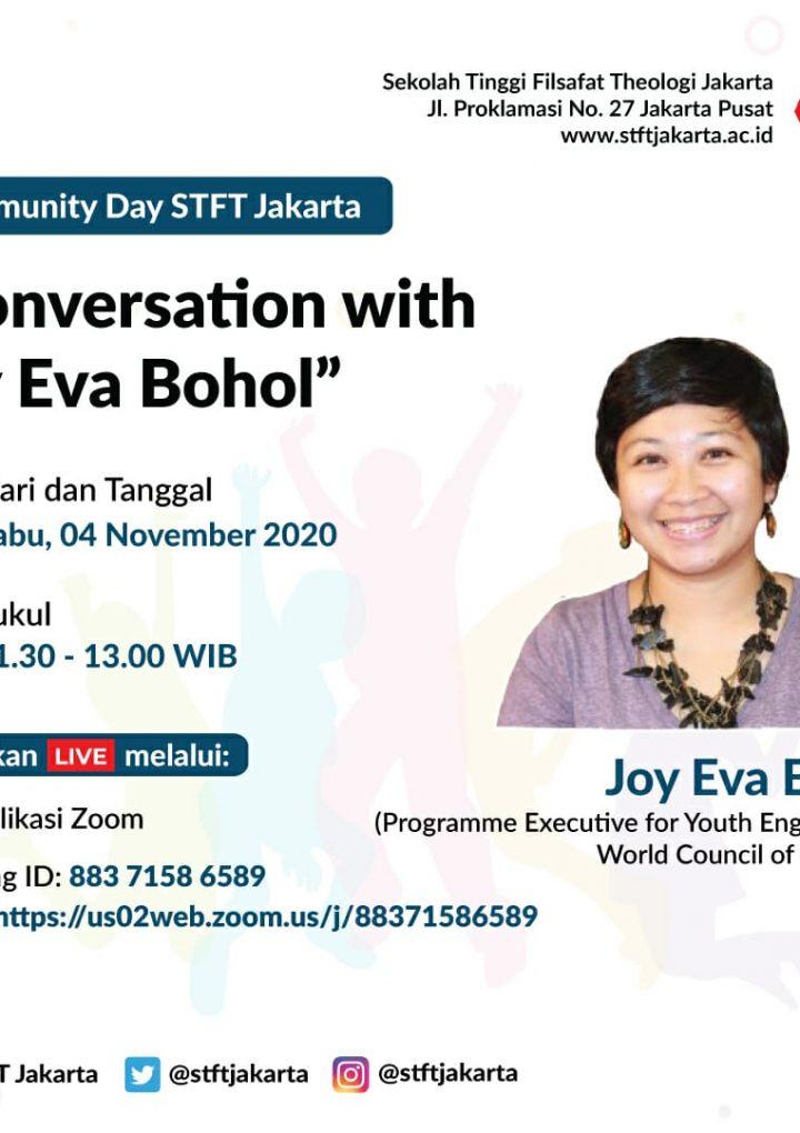 Community Day STFT Jakarta