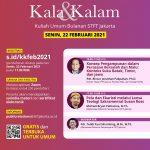 KULIAH UMUM BULANAN STFT JAKARTA